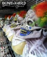 Masks of Rainbow