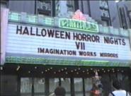 Halloween Horror Nights VII Cybermirror