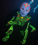 Holidayz In Hell Day Of The Dead Skeleton