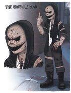 The Invisible Man Concept Art (HHN 2013)
