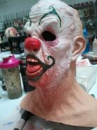 Zobo The Clown Mask