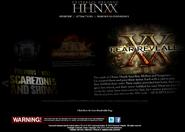 HHN 2010 Website Fear Revealed
