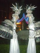 Carnival Stilt 2