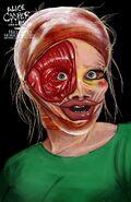 Vanity Woman Concept Art Close Up 2