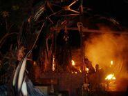 HHN 15 Terra Throne Show