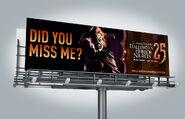 HHN 25 Billboard 2