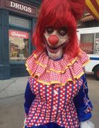 Rosebud the Clown Girl 9