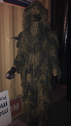 Bush Monster (HHN 2019)