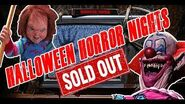 Halloween Horror Nights 28 Sold Out Night Universal Orlando