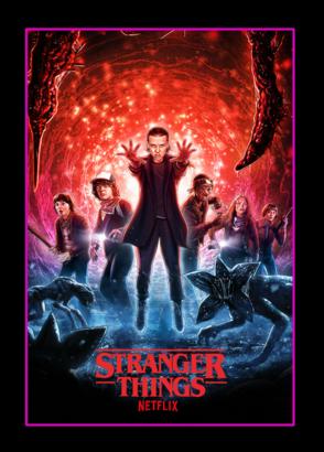 Stranger Things Custom Poster.png
