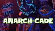 Halloween Horror Nights (Anarch-Cade) Scare zones at Halloween Horror Nights