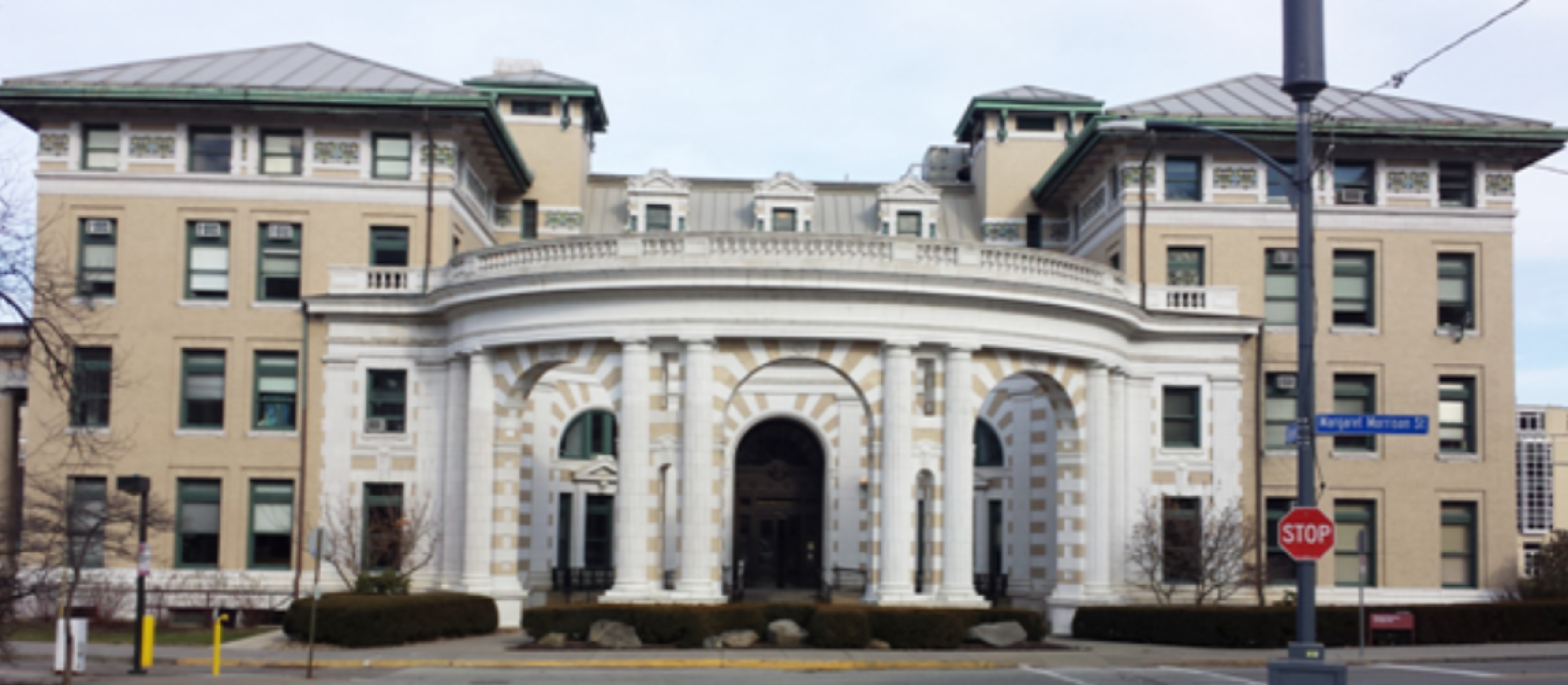 Amberson Hall