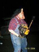 Pig Man HHN 2008