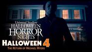 Halloween 4 is coming to Halloween Horror Nights 2018