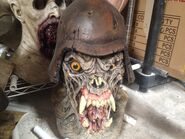 Werewolf Demon Soldier Mask