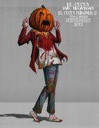 El Cucuy Pumpkin Prisoner 2 Concept Art