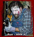 HHN XI Run