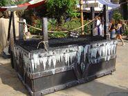 Immortal Island Ice Stage