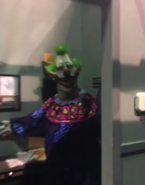Killer Klowns From Outer Space Behind the scenes 5