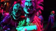 Killer Klowns From outer space scare zone investigation!!!!