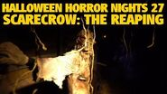 Scarecrow The Reaping Maze Highlights Halloween Horror Nights 27