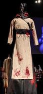 Stiltwalking Wrath Costume