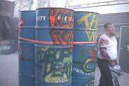 Fright Yard Barrels