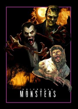 Universal Monsters Custom Poster.png