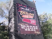 Bill and Ted Orlando 2011 Sign