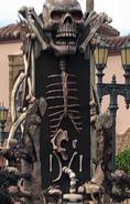 Festival of the Deadliest Skull Pillars 3