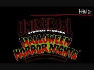 Halloween Horror Nights (2) 1992 UNIVERSAL STUDIOS.