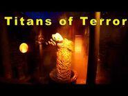 Titans of Terror - Halloween Horror Nights 2017 (Universal Studios Hollywood, CA)