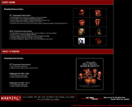 HHN 2006 Wallpapers Page 2
