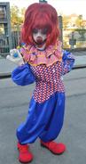 Rosebud the Clown Girl