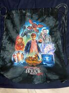 HHN 28 Icon Ips Tye Dye Drawstring Backpack -From HorrorUnearthed-