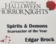 Spirits and Demons of the east Scareactor Reward