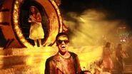 Vamp 55 Scare Zone at Halloween Horror Nights 26 at Universal Orlando