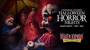 Killer Klowns From Outer Space House Reveal Halloween Horror Nights 2019