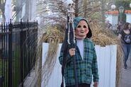 Trick 'r Treat Doll Head Kid