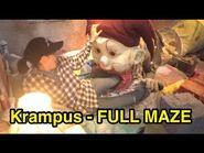 -NEW- Krampus - Halloween Horror Nights (Universal Studios Hollywood)