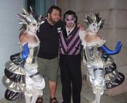 Masquerade Clown Girl 3