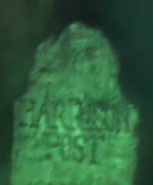 Harrison Post's Tomb