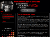 Halloween Horror Nights: Islands of Fear