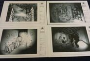Scary Tales 4 concept arts