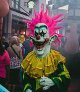 Spikey the Clown 21