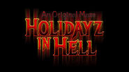 Holidayz In Hell House Logo