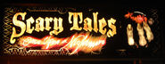 Scary Tales Once Upon a Nightmare Sign