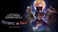 Holidayz in Hell - Halloween Horror Nights 2019 Announcement