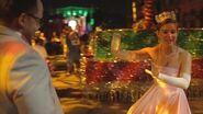 Vamp '55 Scare Zone, Halloween Horror Nights 26, Universal Orlando