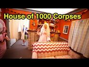 -NEW- House of 1000 Corpses - Halloween Horror Nights 2019 (Universal Studios Hollywood, CA)